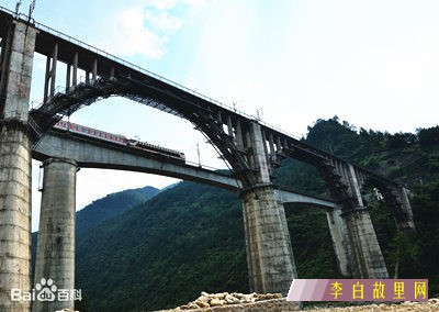 江油雁门镇姊妹桥上央视《中国影像志》啦!